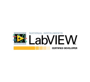 National Instruments Certified LabVIEW Developers