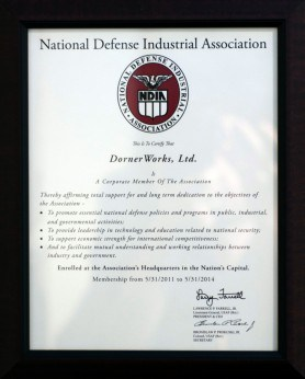 National Defense Industrial Association (2011-2014)