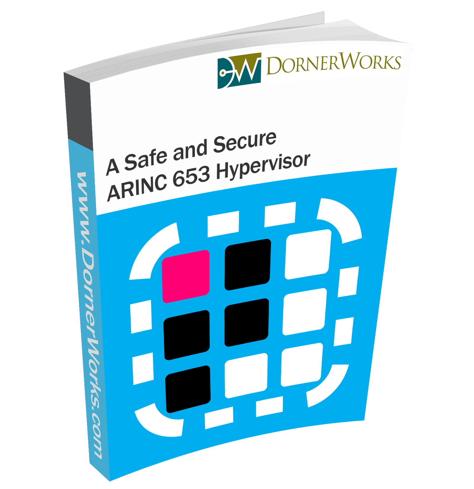 A Safe and Secure ARINC 653 Hypervisor