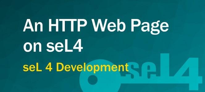 HTTP-sel4