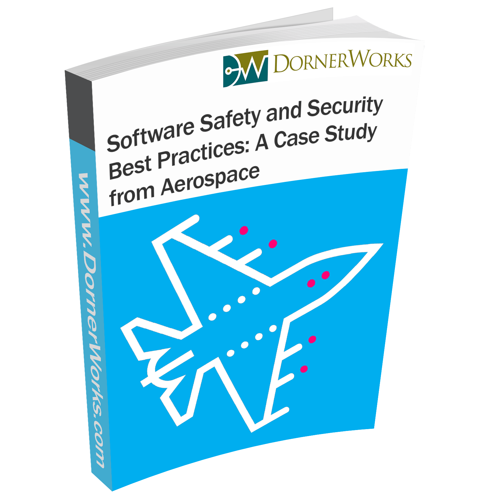 Software Safety and Security Best Practices: A Case Study from Aerospace