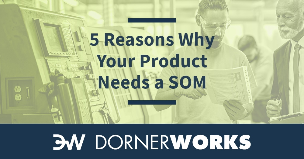 5 reasons why your next project needs a SOM