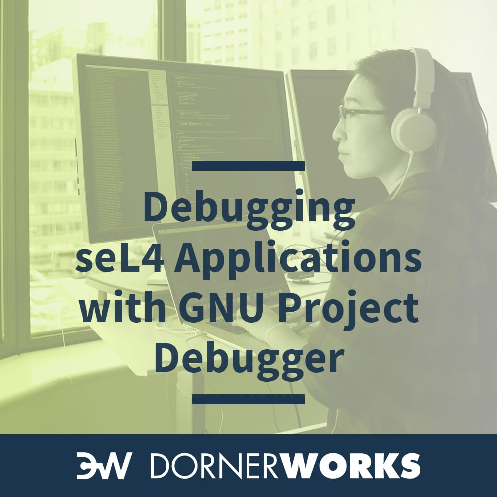 Debugging seL4 Applications with GDB