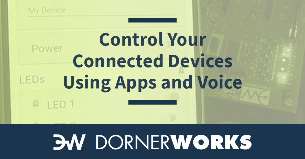 How To Connect Mobile Apps Amp Voice Assistants To Iot